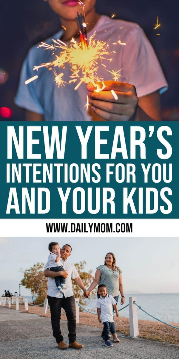 daily mom parents portal new year's resolutions