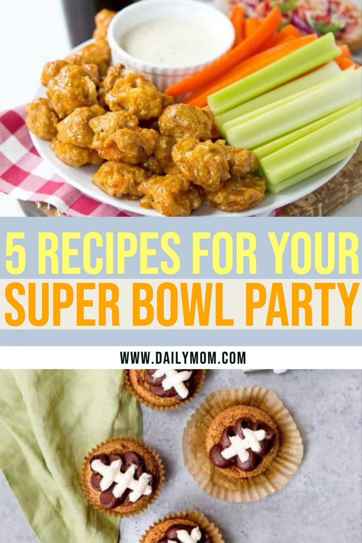 5 Super Bowl Party Recipes You Need To Make