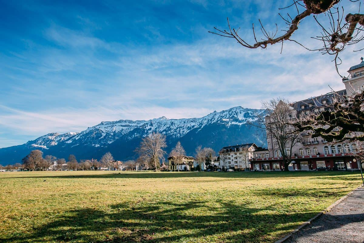 48 Hour Vacation: What To Do In Interlaken
