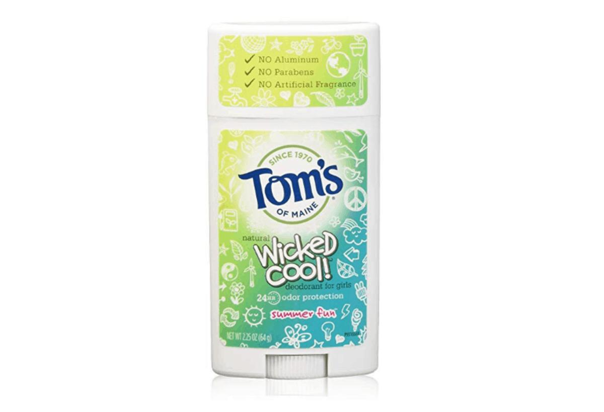 deodorant for kids