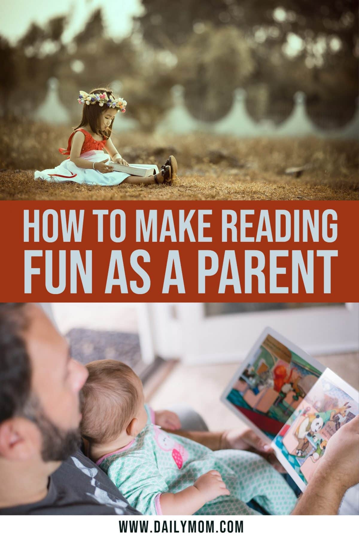daily mom parents portal how to make reading fun