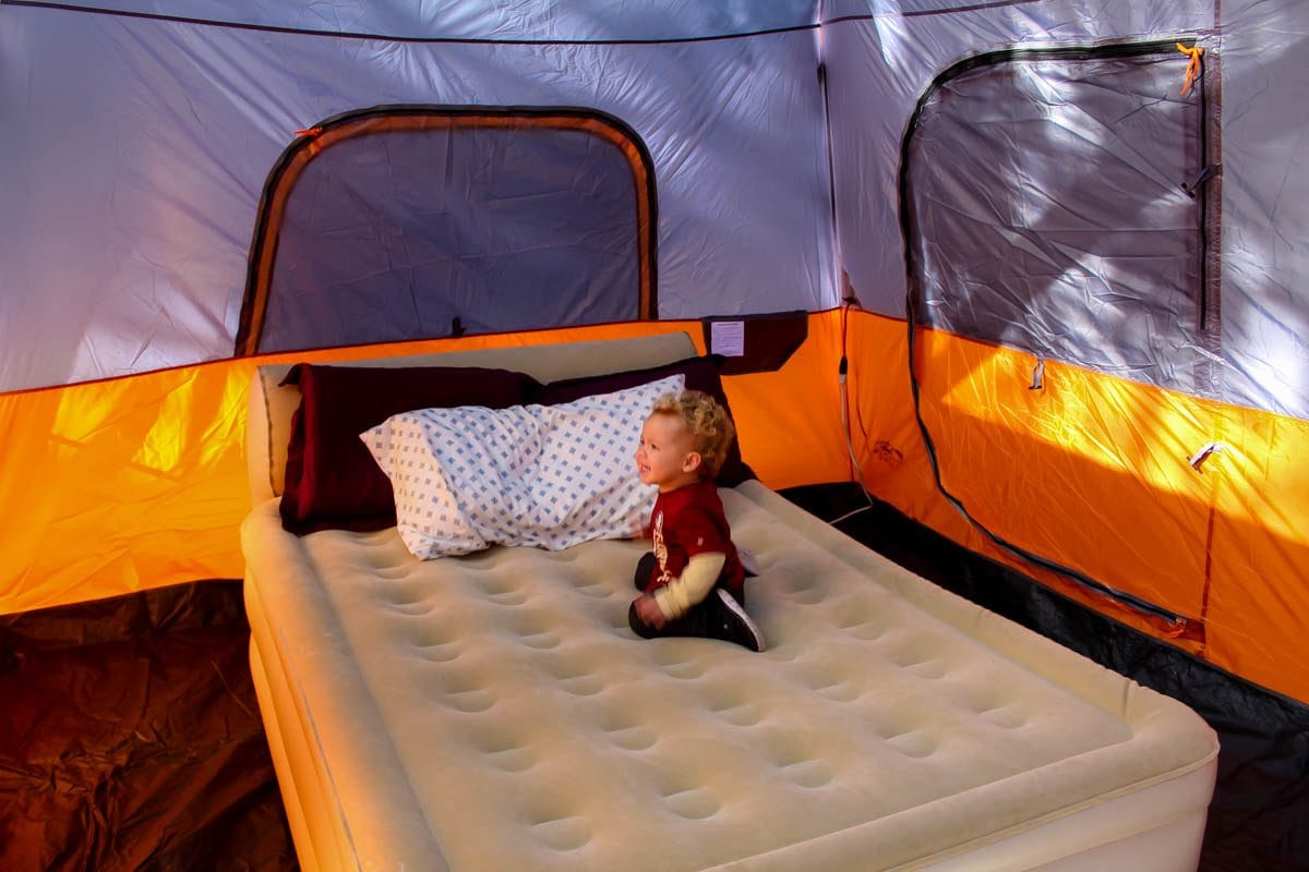 daily mom parents portal camping with a toddler