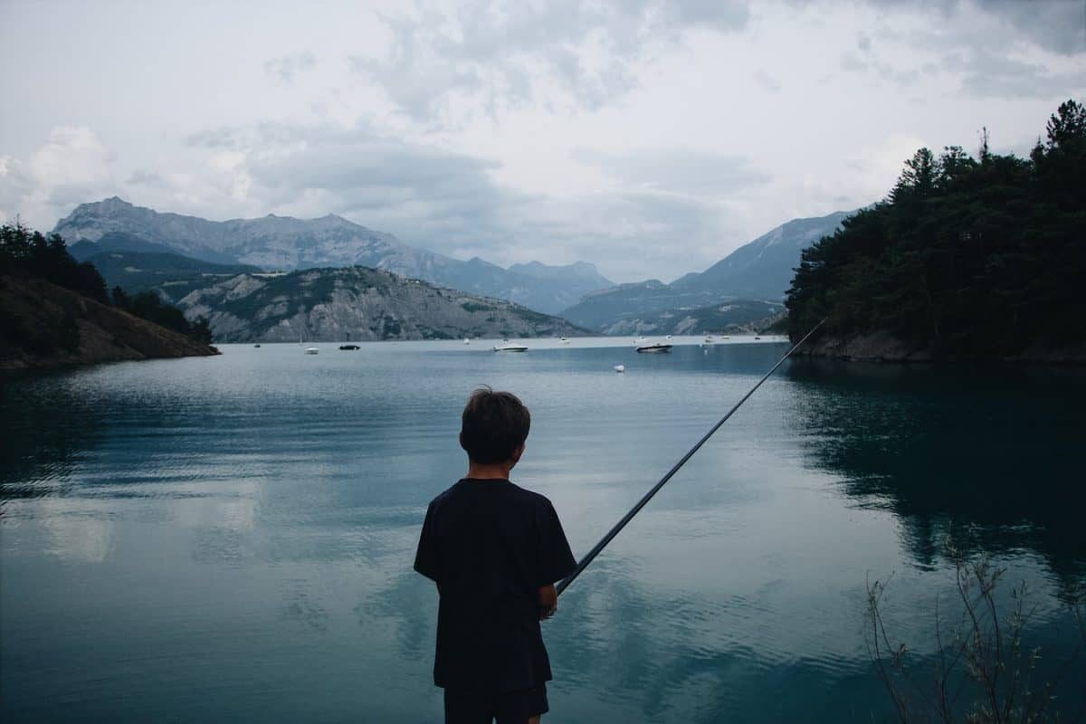 A Father's Guide to Teaching Your Kid How to Fish