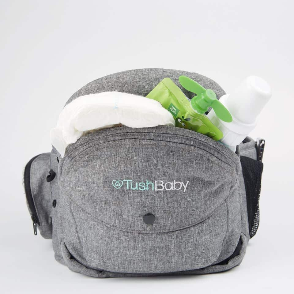 daily mom parents portal baby carrier tushbaby