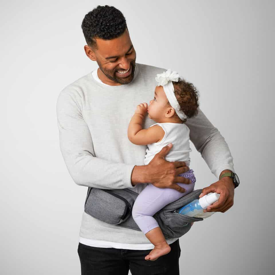 Most Innovative Baby Products For 2019: Tushbaby