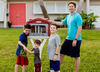 Why Every Neighborhood Needs A Little Free Library