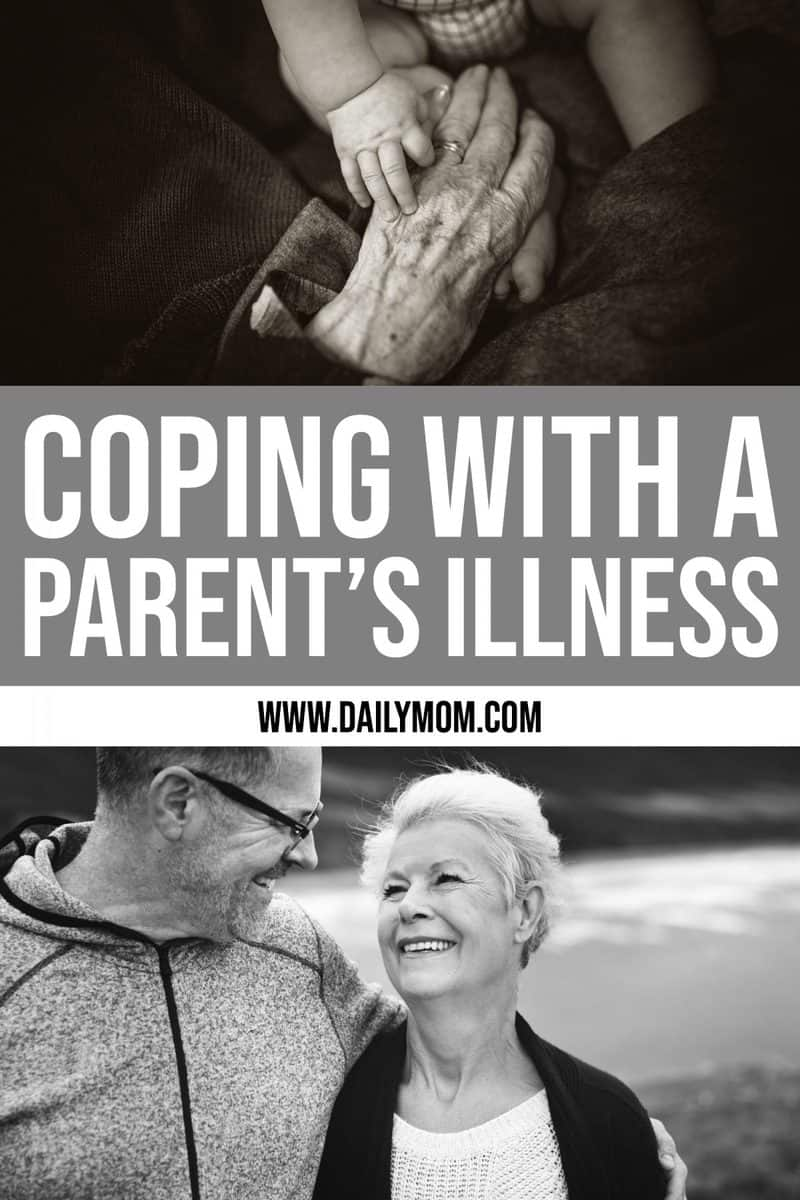 Coping With A Parent's Illness