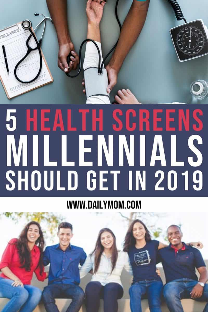 5 Key Health Screens Millennials Should Get In 2019