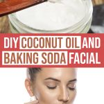 DIY Coconut Oil and Baking Soda Facial 1 Daily Mom Parents Portal