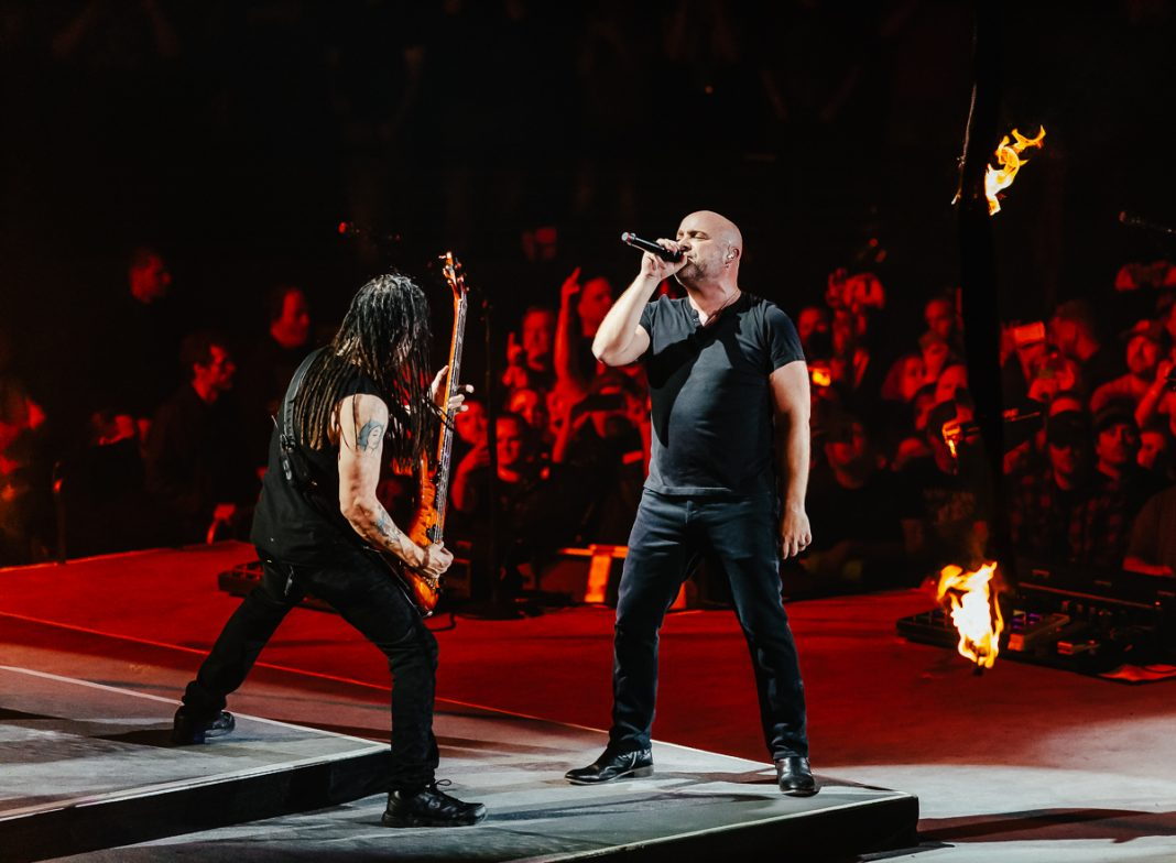 Disturbed Evolution Tour By Dm Concert Series