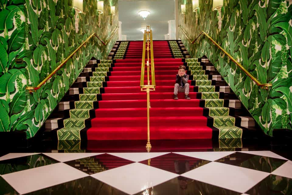 A Tour of Greenbrier Spa Resort in West Virginia 1 Daily Mom Parents Portal