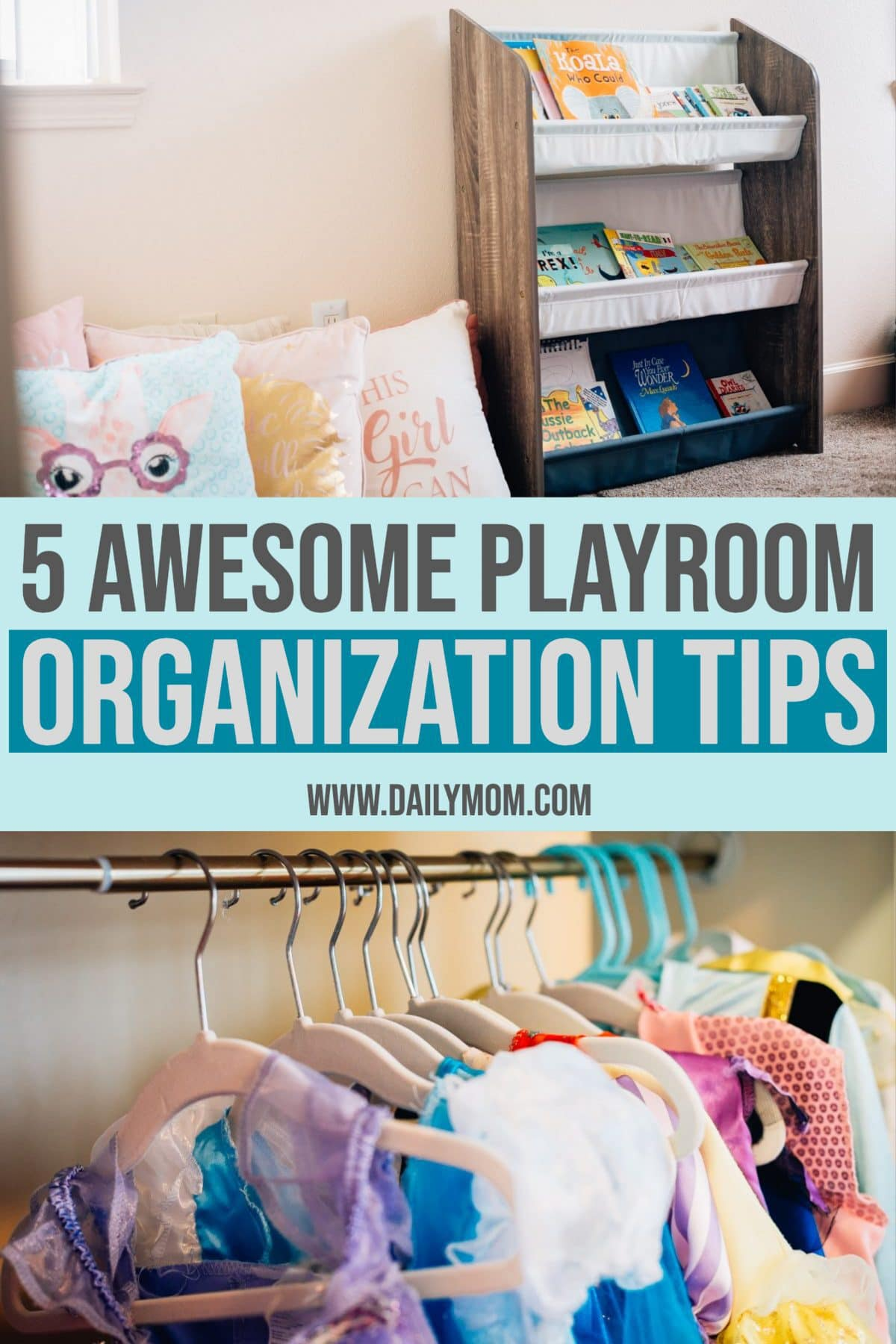 daily mom parents portal Awesome Playroom Organization Tips For The New Year