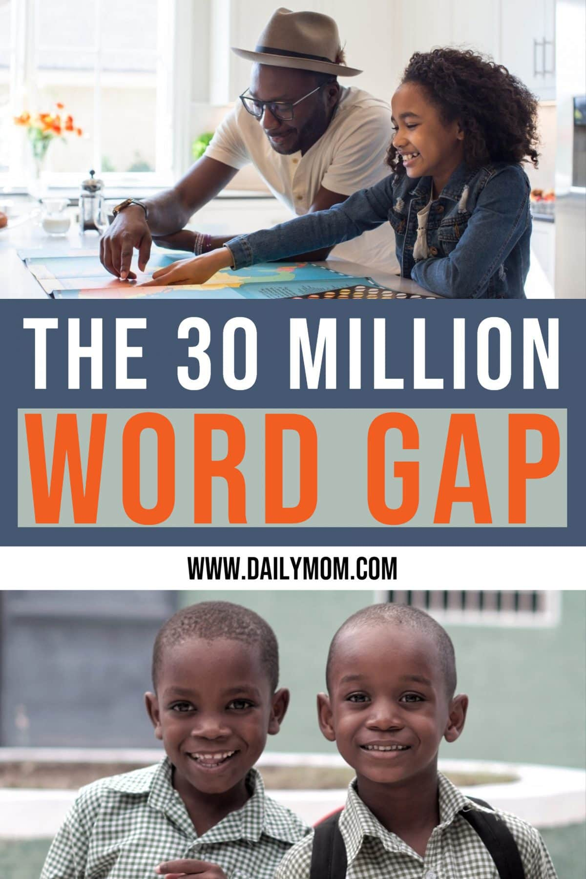 daily mom parent portal word gap