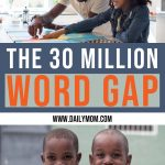 The 30 Million Word Gap 1 Daily Mom Parents Portal