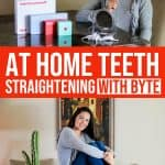 At Home Teeth Straightening with Byte 1 Daily Mom Parents Portal