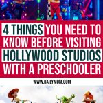 4 Things You Need to Know Before Visiting Disney's Hollywood Studios with a Preschooler 1 Daily Mom Parents Portal
