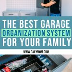 Your Guide to the Best Garage Organization System 1 Daily Mom Parents Portal