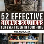 52 Effective Storage Solutions by Honey Can Do 1 Daily Mom Parents Portal