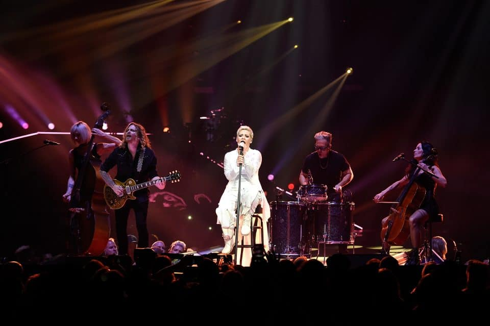 Pink's Beautiful Trauma Tour by DM Concert Series 1 Daily Mom Parents Portal