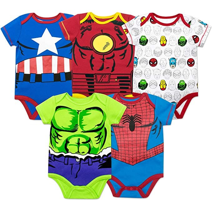 daily-mom-parent-portal 25 Cool Onesies Your Baby Must Wear In 2019-superhero