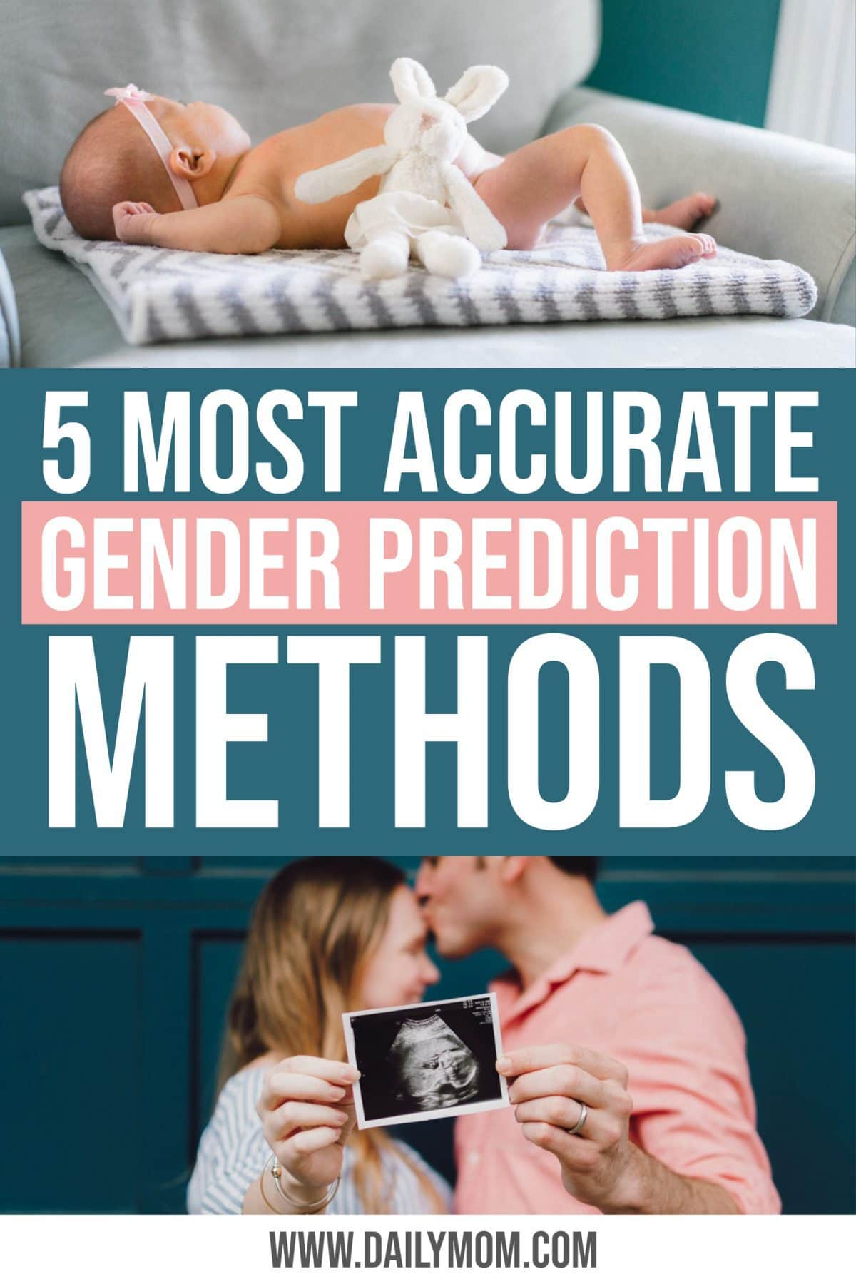 5 Early Prediction Methods Of Baby Gender: When Can You Tell?