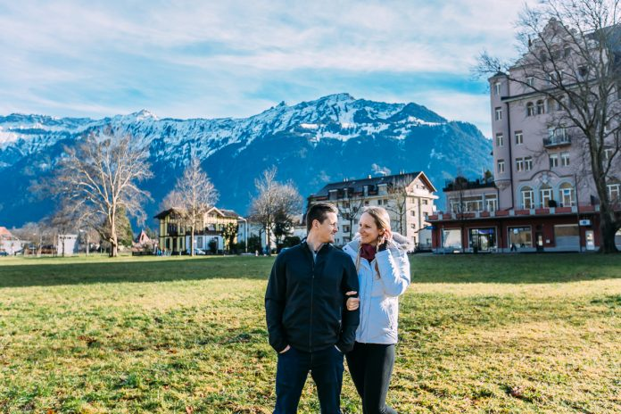 Discover Beautiful Interlaken, Switzerland