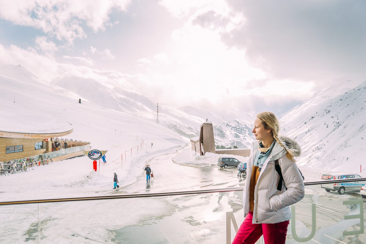 A Daily Itinerary Guide To Skiing In Oetztal, Tyrol