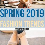 Spring 2019 Fashion Trends for Women 1 Daily Mom Parents Portal