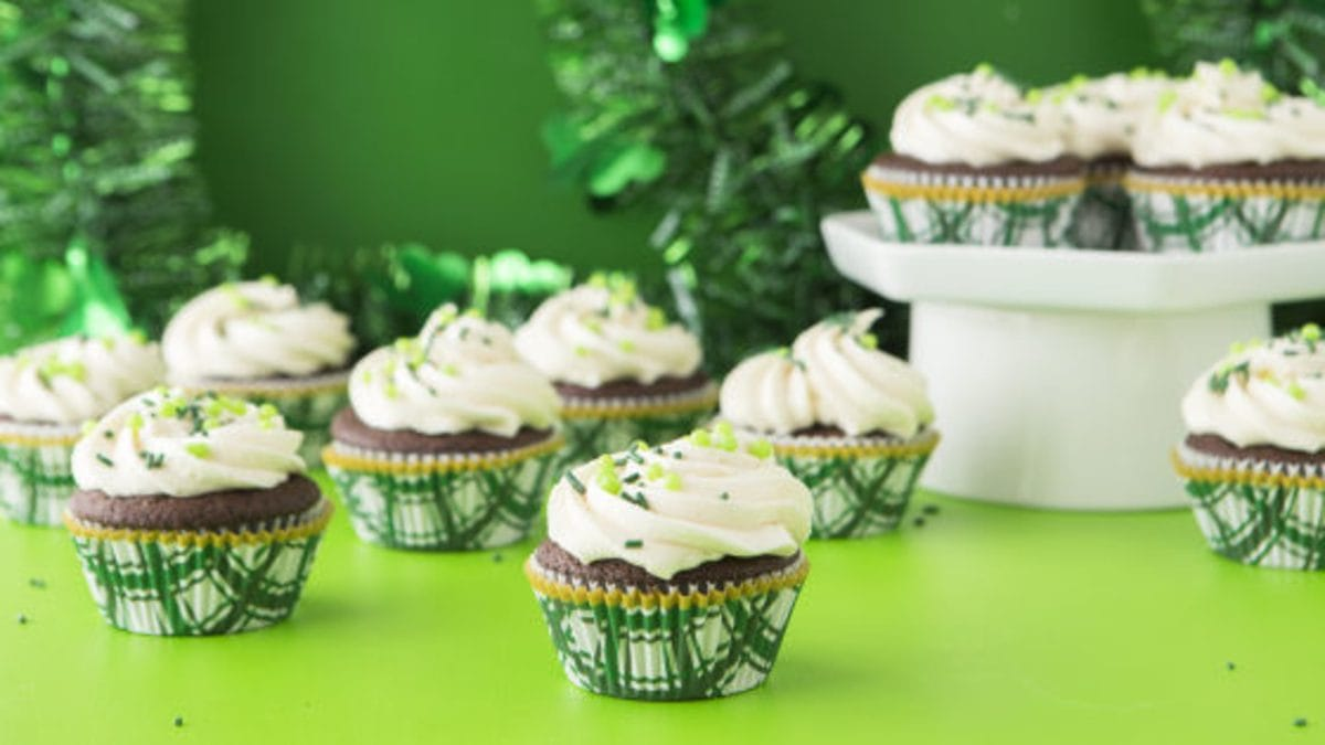 daily mom parent portal St. Patrick's Day Food