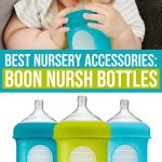 Best Nursery Accessories: Boon Nursh Bottles 1 Daily Mom Parents Portal