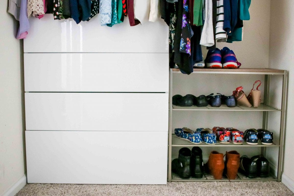 6 Tips For Spring Cleaning Your Closet
