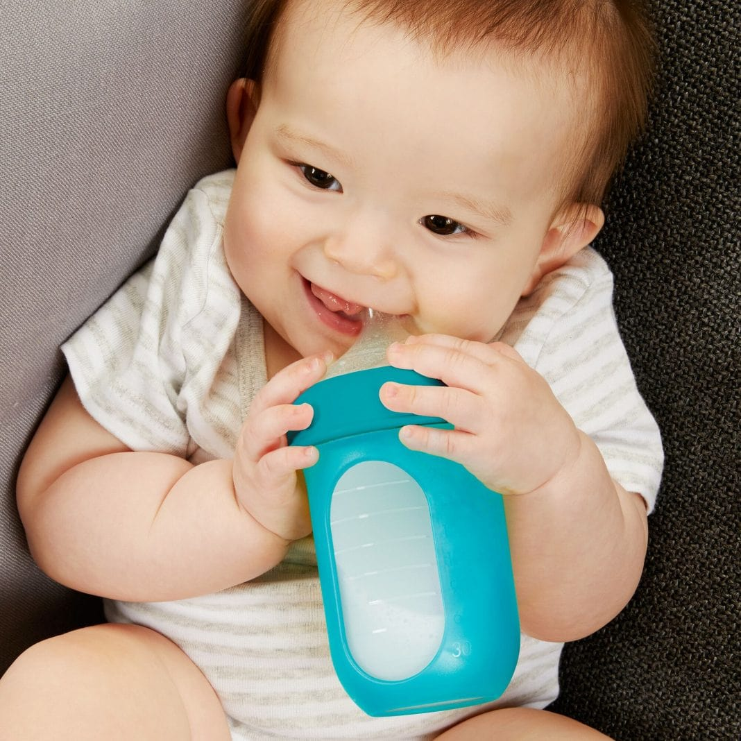 Best Nursery Accessories: Boon Nursh Bottles