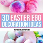 The Meaning of the Easter Egg and 30 Decoration Ideas 1 Daily Mom Parents Portal