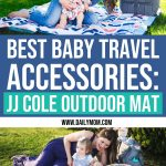 Best Baby Travel Accessories: JJ Cole Baby Play Mat 1 Daily Mom Parents Portal