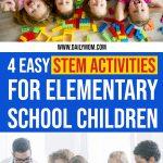 4 Stupendous STEM Activities for Elementary School Children 1 Daily Mom Parents Portal
