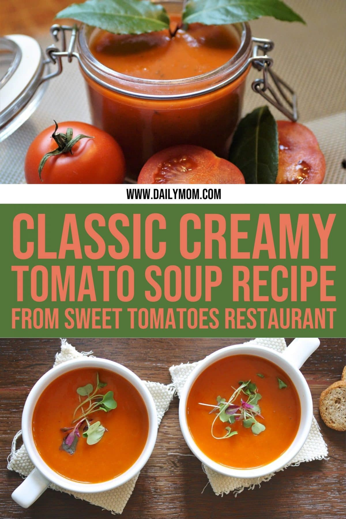 daily mom parent portal sweet tomatoes recipes