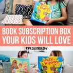 5 Ways to Encourage Reading Habits With the LillyPost Book Subscription Box 3 Daily Mom Parents Portal