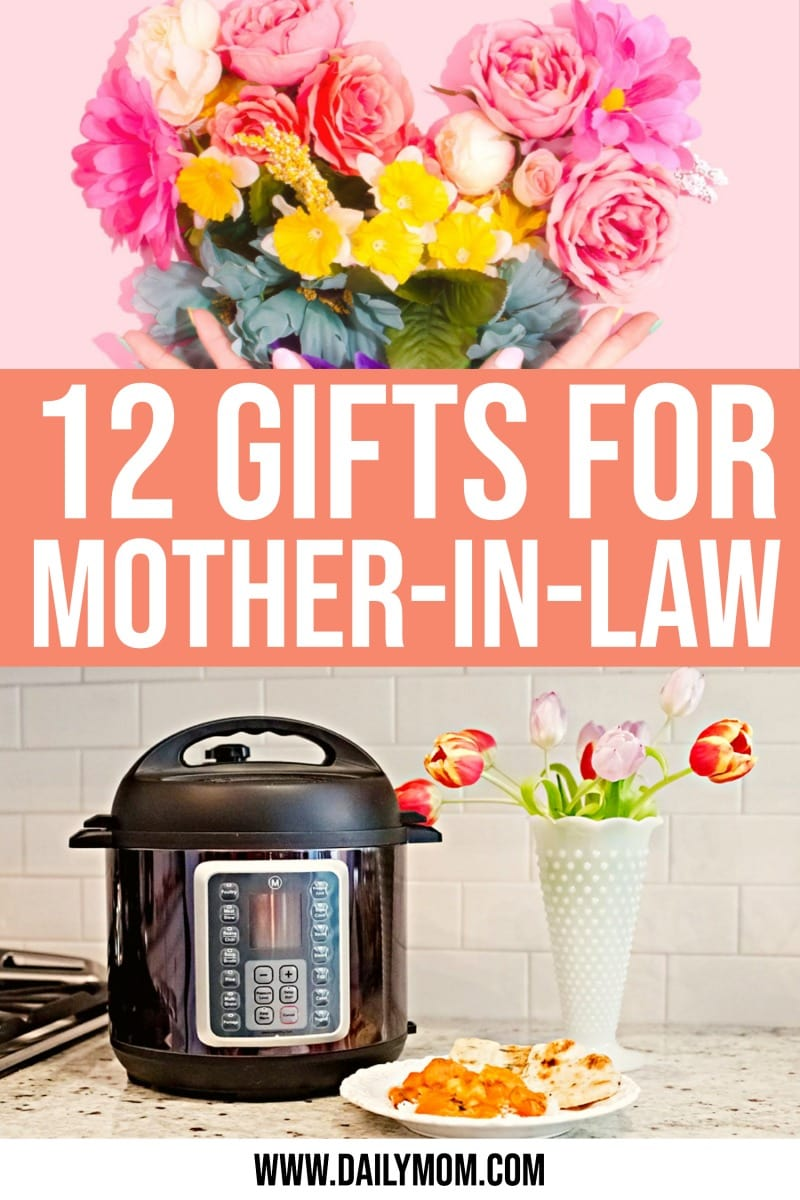 10 Perfect Mother's Day Gifts For Your Mother-in-law