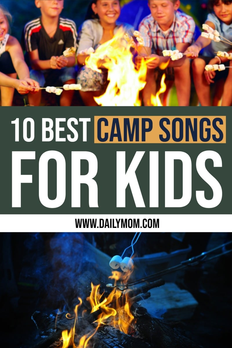 Daily Mom Parent Portal Camp Songs For Kids