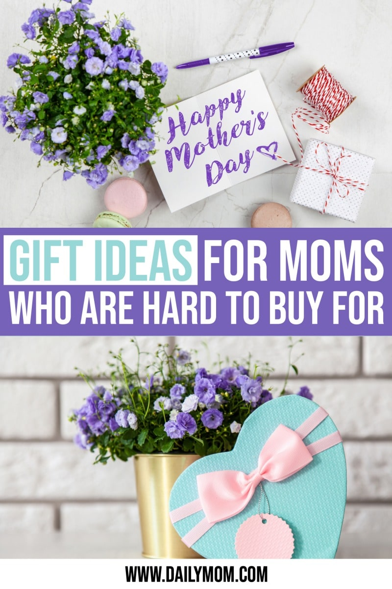 Unique Mother's Day Gift Ideas For Hard To Buy For Moms