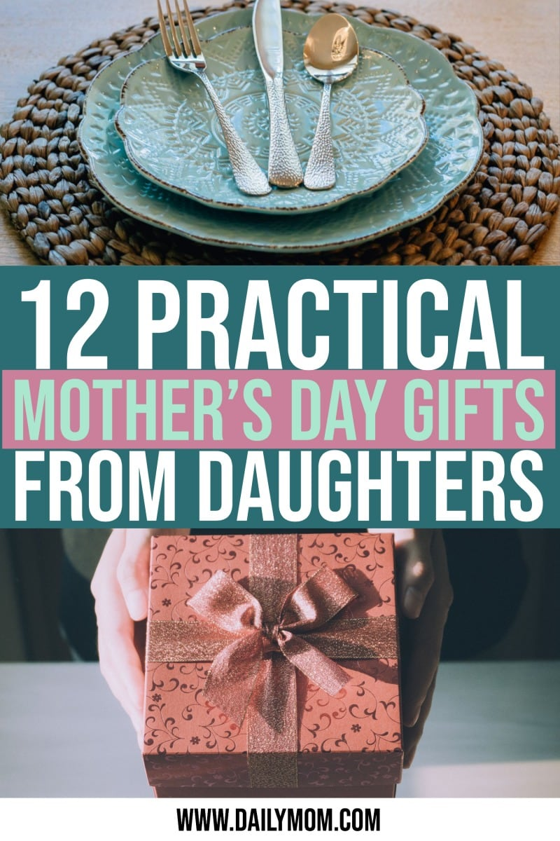 10 Practical Mother's Day Gifts From Daughters