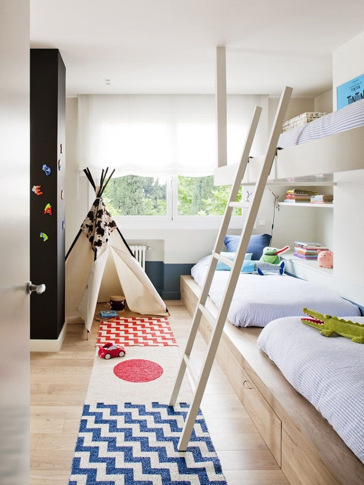 12 Ideas For Kids Sharing A Bedroom