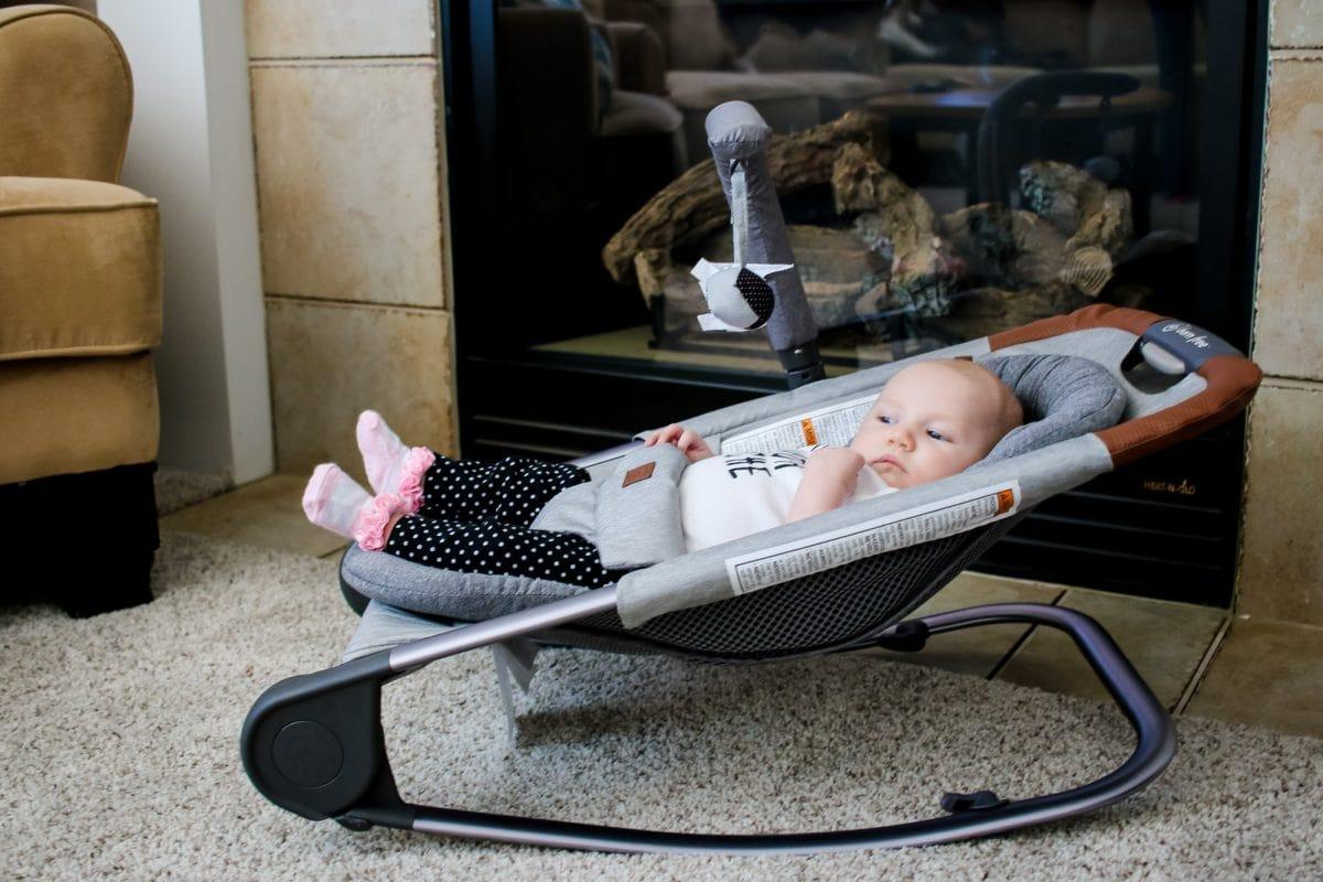 The Best Baby Bouncer: Born Free™ Kova™