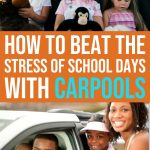 How to Beat the Stress of School Days with Carpools 1 Daily Mom Parents Portal