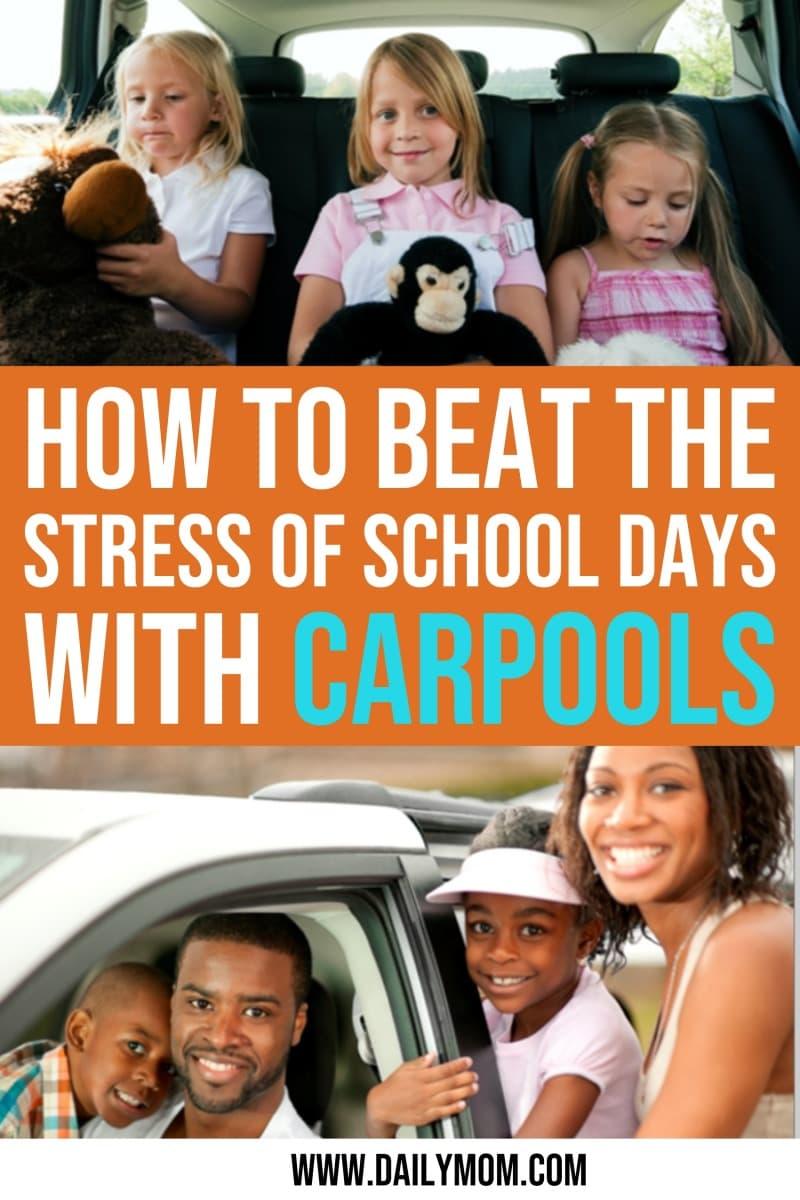 daily mom parent portal school carpool