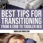 Best Tips for Transitioning from a Crib to Toddler Bed 1 Daily Mom Parents Portal