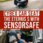 Cybex Car Seat Review: Why the Eternis S with SensorSafe is the only car seat you need 1 Daily Mom Parents Portal