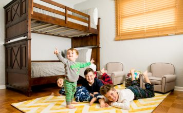 26 Kid Friendly Ideas For Sharing A Bedroom