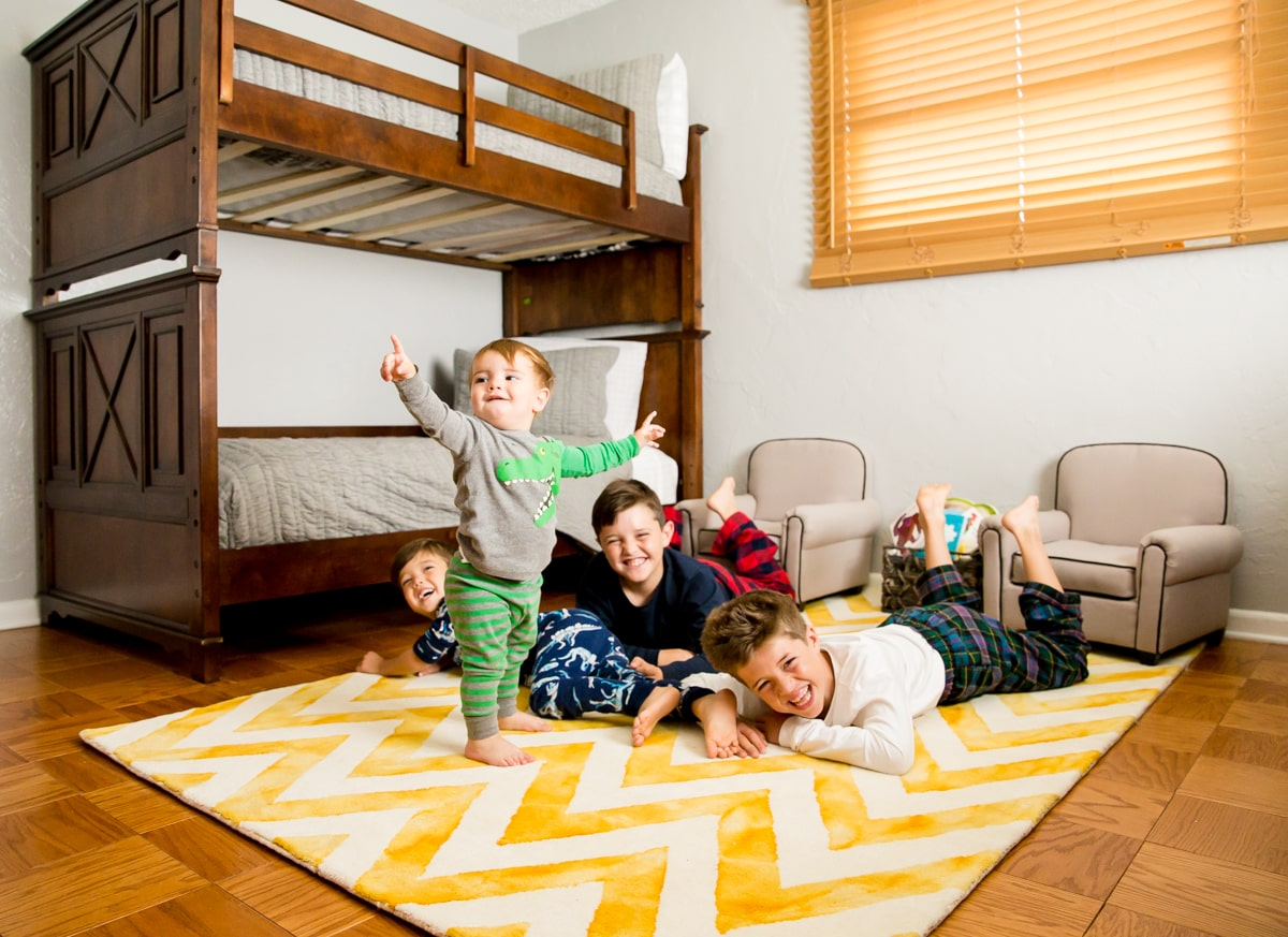 26 Kid Friendly Ideas For Sharing A Bedroom Read Now