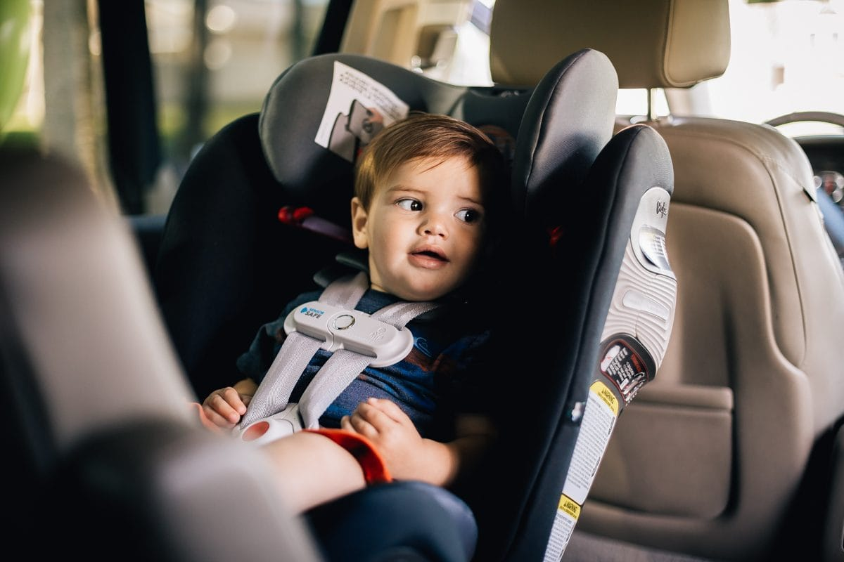 Cybex Car Seat Review: Why The Eternis S With Sensorsafe Is The Only Car Seat You Need